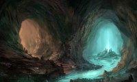 Wave echo Cave