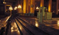 finding god in an abandoned church on a late summer night but its not quite how you thought