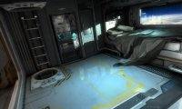 Relaxing Spaceship Ambience