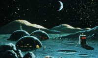 Storms on a distant planet