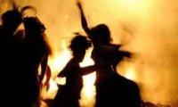 Round the Pagan Bonfire