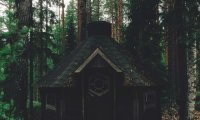 witches cabin