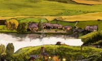 The Fields of the Shire