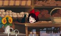 Kiki Minding the Store