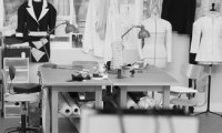 Studying in the atelier of House of Chanel