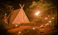 Sounds from my tent during Pennsic War