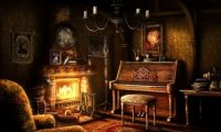 Cozy Fall Room