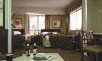 Motel Room with the Winchesters