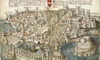 Ciudad Medieval dia / noche