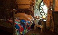 Hufflepuff Dorm At Night