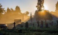 graveyard ambience