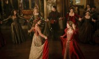 a medieval banquet with Henry VIII