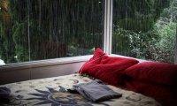 Sleeping while it's Raining