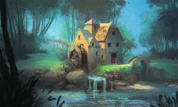 Watermill sounds