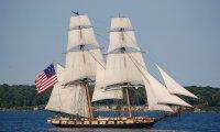 Set sail on the U.S. Brig Niagara
