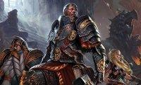 Heros cross warhammer quest corridor