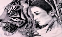 """""""Lady and the Tiger?"""""""