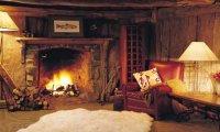 Winter cozy atmosphere