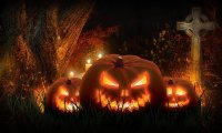 What have you awoken on the Night of Halloween?