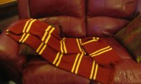 Gryffindors Hanging Out