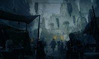 Fantasy Market at Night