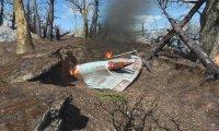 Fo4- Crashed UFO Site