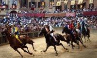 Palio Horserace in Siena