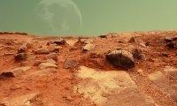 A Walk On Mars
