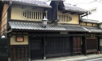 A traditional clockshop in Edo era Japan