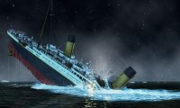 Cries of desperation from the passengers and crew on board the Titanic