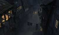 Traveling the Bogum (Night)