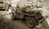 WWII Battlefield noise