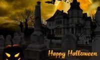 haunted house jb