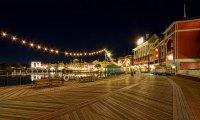 Boardwalk in the Evening