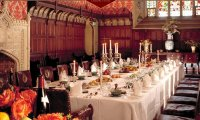 Dinner Party at the Castle