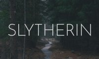 ♛ Slytherin Common Room ♛