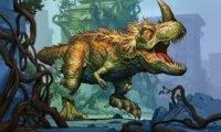 Battle a T-Rex in the Jungle