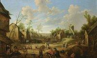 Medieval Village Atmosphere