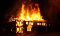 What if we kissed after setting fire to your childhood home with your parents still inside?