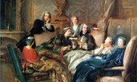 French salon 1753