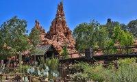Frontierland- Disneyland