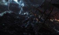 Sailing stormy seas