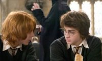 Talking About the Yule Ball in Snape's Study Session