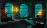 Slytherin Common Room Extra