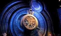 Hogwarts Clock Tower Ambiance