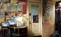 Peter Parker's bedroom.