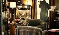 A calm rainy day in 221B