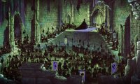 Maleficent's Castle