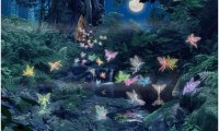 Mischievious fairies are out and about...