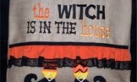 the witch is in the house